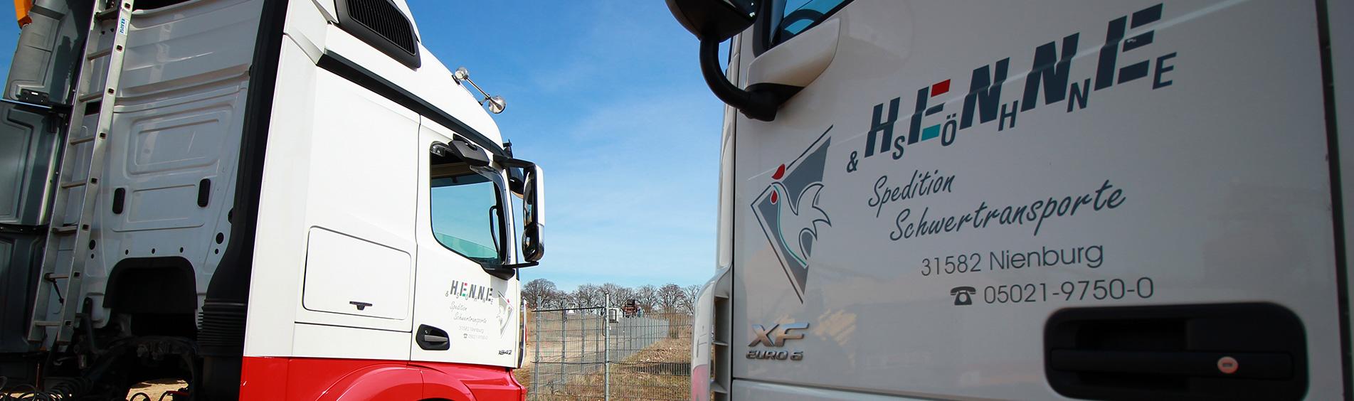 » Impressum - Schwertransporte - Baustoffhandel - Spedition